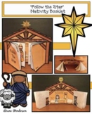 """""""Follow the Star"""" Nativity Craft for Sequencing & Retelling the Story"""