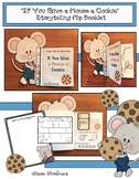 """""""If You Give a Mouse a Cookie"""" Storytelling Booklet"""