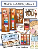 """It's COOL to be 100 Days Smarter"" Activities & Craft For 100 Day"