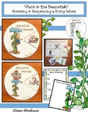 """Jack and the Beanstalk"" Fairy Tale Storytelling Wheel"