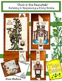 "Fairy Tale Activities: ""Jack & the Beanstalk"" Storytelling Slider Craft"