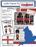 Christmas Around The World Let's Travel To ENGLAND & Regular Travels too
