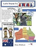 Christmas Around The World Let's Travel To AUSTRALIA Includes Regular Travels