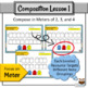 Music Composition Activities BUNDLE | Drag and Drop Rhythm Blocks | PowerPoint