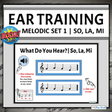 Music Online Distance Learning Game | What Do You Hear Set