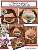 Needs & Wants Activities Flip-the-Face Needs & Wants  Book