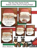 "Christmas Activities: Santa Craft + ""The Night Before Christmas"" Activities"