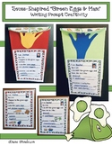 Seuss Inspired Green Eggs & Ham Writing Prompt Craft Great