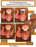 """""""The Gingerbread Man"""" Sequencing & Retelling a Story Craft"""
