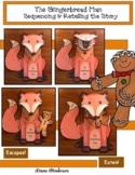 Gingerbread Man Activities Gingerbread Man Craft  Sequencing & Retell Activities