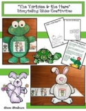 "Aesop's Fables: ""The Tortoise & the Hare"" Storytelling Slider Craft"