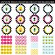 40+ Pages-EDITABLE Labels - BONUS Accent Decor Pieces-Bees and Blooms Decor