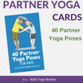 40 Partner Yoga Poses for Kids