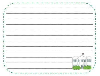 40 President's Day Prompts and Story Starter Task Cards