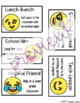 40 Ready-to-Use Classroom Reward Coupons... Emoji Themed!