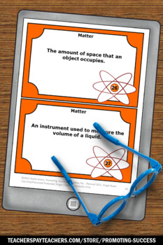 States of Matter Activities, Physical Science Task Cards, Solid Liquid Gas