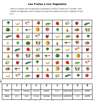 40 Spanish Vocabulary and Verb Form Activities; Based on Sudoku