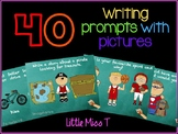 40 Writing Prompts With Pictures