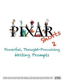 40 Writing Prompts for Pixar Shorts 2