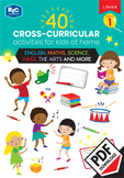 40 cross-curricular activities - lower - unit one