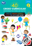 40 cross-curricular activities - lower - unit two