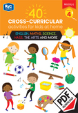 40 cross-curricular activities - middle - unit four