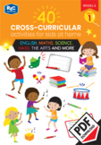 40 cross-curricular activities - middle - unit one