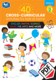 40 cross-curricular activities - middle - unit two