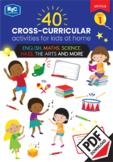40 cross-curricular activities - upper - unit one