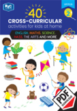 40 cross-curricular activities - upper - unit two