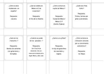 40 preguntas sobre México