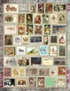 400+ Christmas Cards Digital Download - Antique Vintage Christmas Cards Postcard