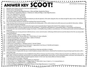 SCOOT! Virginia Studies Review VS.2-VS.10