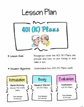 401K Plans Lesson