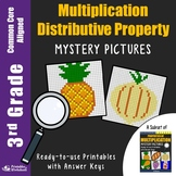 3rd Grade Distributive Property of Multiplication