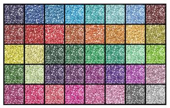 41 Glitter Hearts {Clip Art}