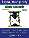 4109 Middle Ages Asia - COMPLETE UNIT