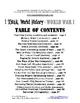 4113-11 U.S. Entry in World War I
