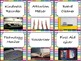 42 Classroom Jobs (C.D. Aligned) Rulers Background