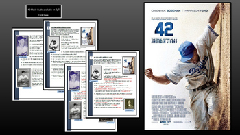 42 - FREE Movie Guide PowerPoint
