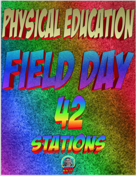 42 Field Day Stations