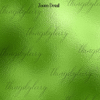 42 Green Metallic Foil Digital Papers 12 x 12 inch