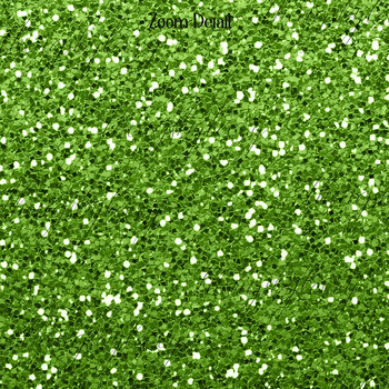 42 Greenery Glitter and Sequin Digital Papers 12 x 12 inch