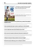 42  (Jackie Robinson) Movie Guide