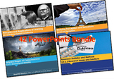42 Psychology PowerPoints Bundle - Psychology