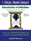 4201 Characteristics of Civilizations - COMPLETE UNIT