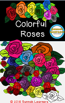 43 Colorful Roses