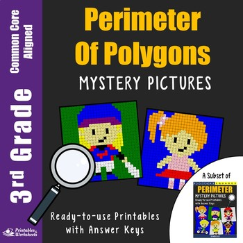 3rd Grade Solve the Perimeter of Polygons