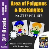 3rd Grade Area Of Polygons and Rectangles