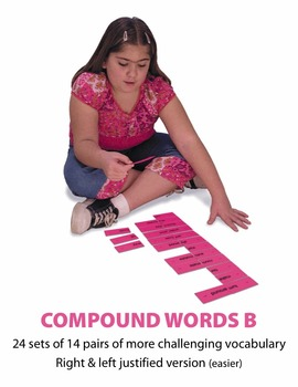 Compound Words B Manipulatives